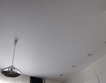 Матовые натяжные потолки фактура